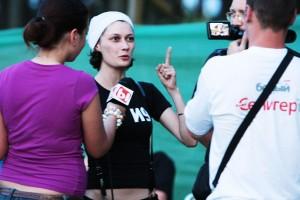 Ирина Чукомина рассказывает о Го каналу Роберта Шлегеля