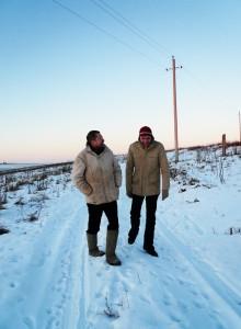Игорь Гришин и Михаил Емельянов в Завидовском отделении Федерации Го